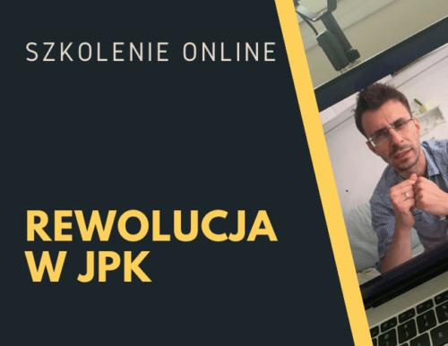 JPK – rewolucyjne zmiany