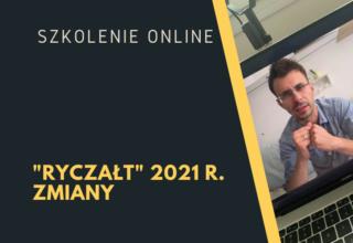 """""""Ryczałt"""" w 2021 r. – zmiany"""