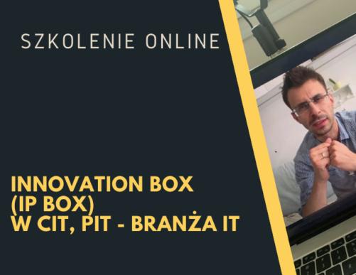 IP BOX – 5% podatku dla informatyków