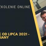 Jednolity Plik Kontrolny – zmiany od lipca 2021